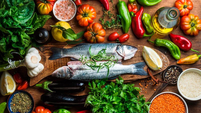Mediterranean Diet May Improve Erectile Dysfunction in Middle-Aged Men