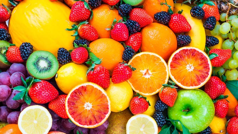 Fruit Consumption Linked to Lower Risk of Diabetes